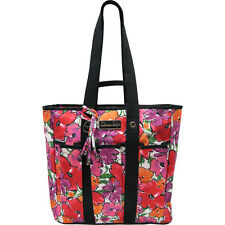 Donna Sharp Utility Bag for Everyday, Travel or Work in Malibu Flower (SALE!)