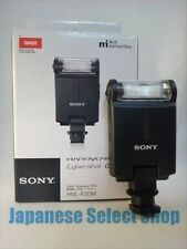Sony External Flash HVL-F20M Official model New
