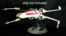 1 x  Acrylic display stand for Hasbro Star Wars Xwing - TVC / Biggs
