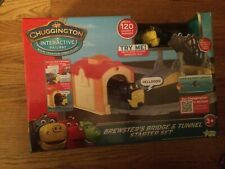 Chuggington Interactive Brewster's Bridge & Tunnel Starter Set New in Box!