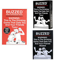 Drunk Board Card Game-The Drinking Game That Gets You&Your Friends Tipsy/Wasted