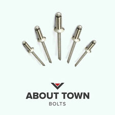 4.8mm  A2 Stainless Steel Countersunk Open Blind Pop Rivets