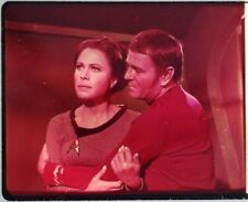 Star Trek TOS 35mm Film Clip Slide Lights of Zetar Scotty Mira Romaine 3.18.2