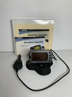 Garmin GPS Street Pilot 2620 Works With Manual