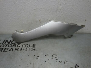 SACHS Speedjet R Silver left hand fairing panel trim SC14