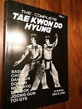 The Complete Tae Kwon Do Hyung Volume 1 Master Hee Il Chon Ji Dan Gun Do San Won