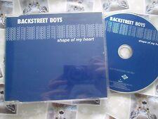 Backstreet Boys – Shape Of My Heart Jive Records BBSOH1 UK Promo CD Single