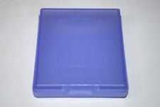 Game Storage Case Purple Nintendo for Game Boy Video Game Cart