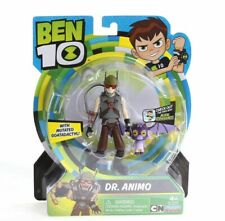 Ben 10 Dr. ANIMO Action Figure with Mutated Goatadactyl Playmates Toys Brand New