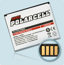 PolarCell Akku für HTC Touch Cruise P3650 Polaris 100 1400mAh Batterie Accu Acku