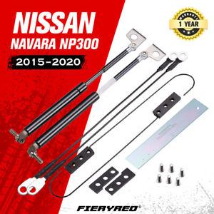 Easy Up & Slow Down Tailgate Strut Kit for Nissan Navara NP300 2015-2020