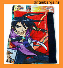 Bakugan Beach Towel 60cm x 120 cm Boys Beach 100% cotton Battle Brawlers License