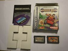 2 NINTENDO GAMEBOY ADVANCE GBA SP & MICRO GAMES ADVANCE WARS 1 / I +BOX & # 2