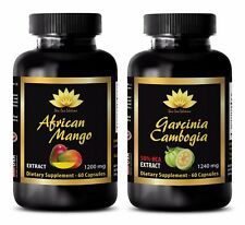 Weight loss herbs and supplements - GARCINIA CAMBOGIA – AFRICAN MANGO COMBO