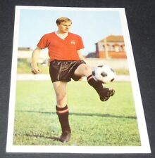FERSCHL 1. FC NÜRNBERG FUSSBALL 1966 1967 FOOTBALL CARD BUNDESLIGA PANINI