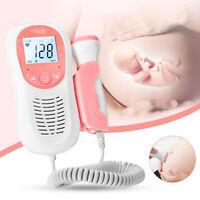 Pränatale Fetal Doppler Ultraschall Herzfrequenz Monitor Schwangerschaft Gerät