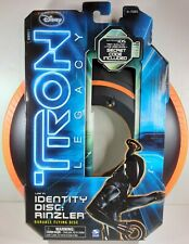 Tron Legacy Identity Disc Rinzler Durable Flying Disc Disney Spin Master Cosplay