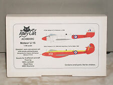 Alley Cat 1/48 Scale Resin Meteor U.15 Conversion Set w/Decals