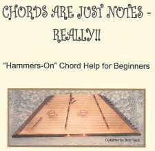 Hammered Dulcimer Chord Instruction Booklet