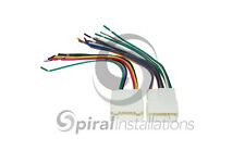 Radio Wiring Wire Harness for Aftermarket Stereo Installation METRA 70-7304