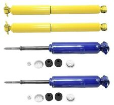 For Chevy Express GMC Savana 3500 96-02 Front & Rear Shock Absorbers Monroe Kit