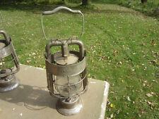 DIETZ KING FIRE DEPARTMENT LAMP LANTERN 1907 PATENT #2