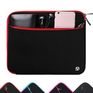 "VanGoddy Neoprene Tablet Sleeve Pouch Case Bag For 12.4"" Samsung Galaxy Tab S7+"