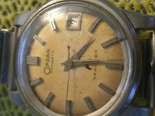 Hard to find Vintage OPERA SEA DIVER  automatic watch