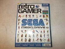 Retro Gamer Magazine Issue Load 62 Sega MegaDrive Stun Runner Metal Slug Amiga