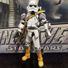 """STAR WARS 30th IMPERIAL EVO TROOPER 3.75"""" The Force Unleashed tac"""