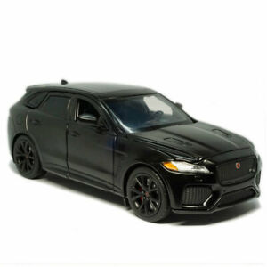 Jaguar F-Pace SUV 1/32 Model Car Diecast Toy Vehicle Gift Kids Collection Black
