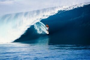 "Andy Irons 12x18"" Photo at Big Teahupo'o (Tahiti)"
