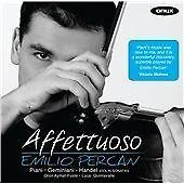 Affettuoso - Emilio Percan, Emilio Percan, Very Good CD