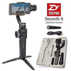 Zhiyun  4 Handheld 3-Axis Smartphone Gimbal Stabilizer Camera Accessories