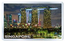SINGAPORE MOD5 FRIDGE MAGNET SOUVENIR IMAN NEVERA