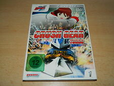 ANIME DVD - Crush Gear Turbo - Vol.1 - Folgen 1 bis 7 - 2 DVD Set