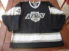 CCM Rob Blake Los Angeles Kings Authentic Hockey NHL Jersey sz. 44 vtg