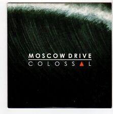 (FA372) Moscow Drive, Colossal - 2009 DJ CD