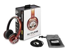 Monster N-Tune Noise Isolating On-Ear Headphones - Candy Apple Red - 1228506-00