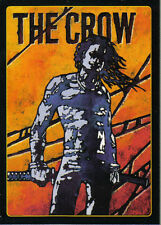 THE CROW CITY OF ANGELS EMBOSSED LEGENDS OF THE CROW CARD 7 OF 10