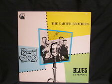 The CARTER BROTHERS - Blues In Session - CHARLY 1023 (made in UK) - LP