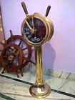 Ship's Telegraph Brass Engine Order Antique Maritime Collectible Decorative