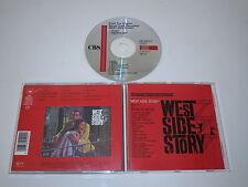 Leonard Bernstein/WEST SIDE STORY - Original Soundtrack (CBS 462544 2) CD Album