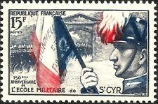 Francia / France. 1954. 15 Francs. Ecole Militaire (Nuevo/New)