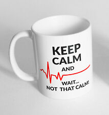 Keep Calm Funny Design Novelty Gift Idea Coffee Tea Mug 1