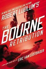 Robert Ludlum's Bourne Retribution Eric Van Lustbader (2013 Hardcover) BRAND NEW