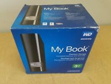WD Western Digital 3TB MY BOOK External Hard Drive (NO SOFTWARE INCLUDED)