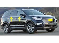 FOR Hyundai Santa Fe Chrome Window Sill Trim Stainless Steel 4pcs 2007-2012 NEW
