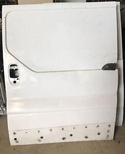 VAUXHALL VIVARO TRAFIC 2001-2013 PASSENGER LEFT SLIDING SIDE LOADING DOOR WHITE