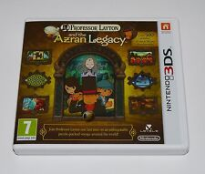 Professor Layton and the Azran Legacy 3D Game for Nintendo 3DS & 3DS XL